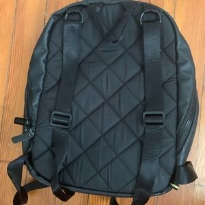 adidas Bags - adidas Compact Premium Faux leather backpack